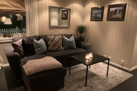 Nice family apartment in Drammen