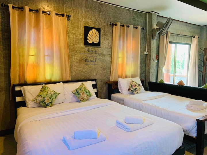 Plern Malee Private Suite, for 3 people
