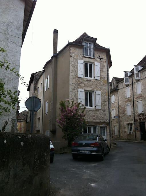 The Tower house, rue Louqsor
