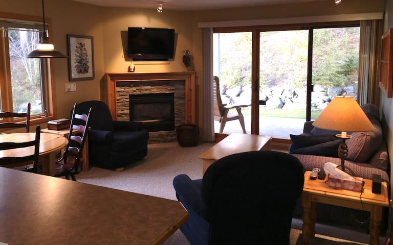 Cozy condo at Sun Peaks - Sun Peaks - Appartement