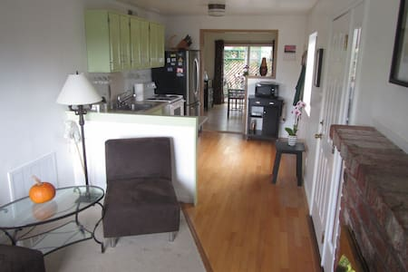 Spacious 1 Br - near Beach & Harbor - Lejlighed