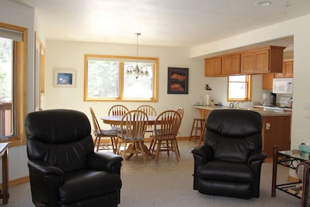 The Silver Oaks - Ouray - Apartment