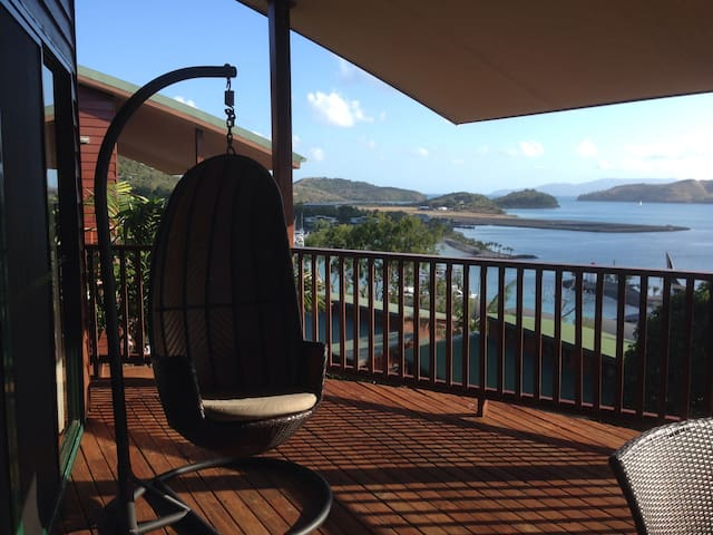 Family villa whitsunday views pool - Hamilton Island - Villa