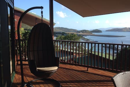 Family villa whitsunday views pool - Hamilton Island