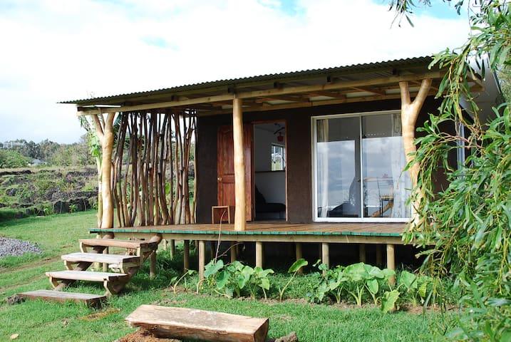 Paisibles cottages Hare Natura - Isla de Pascua - Huis