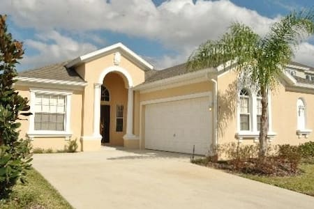 Villa 237, Calabay Parc at Tower Lake, Orlando - Haines City - House