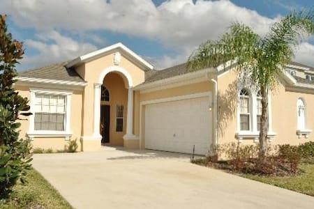 Villa 237, Calabay Parc at Tower Lake, Orlando - Ház