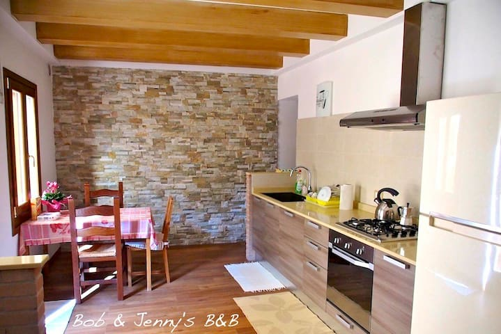 Cosy and convenient courtyard Apt - Vicenza - Daire