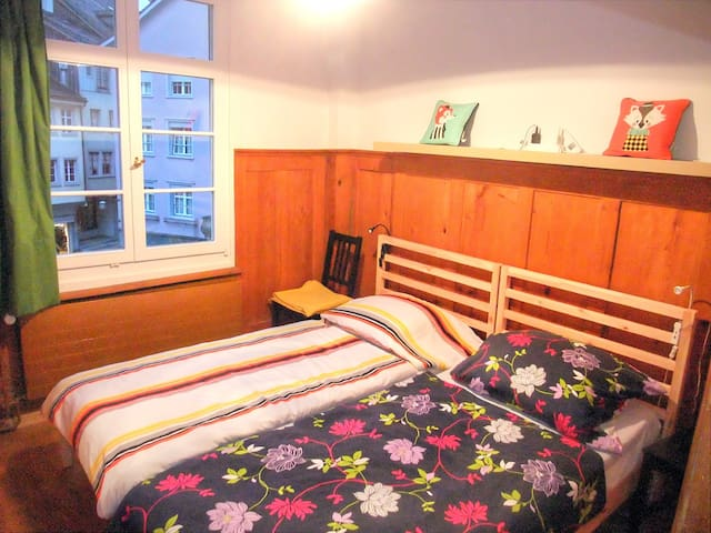 Private Room in Wil SG - Wil - Appartement