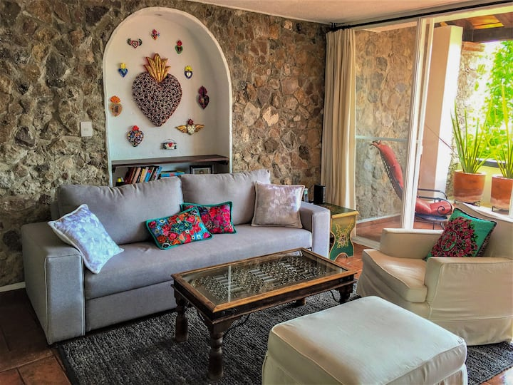 Casa Tranquila -  Colonial home in heart of Centro