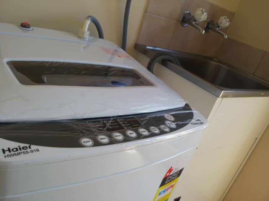 Share laundry