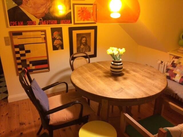Private room in charming appartment - Aarhus - Apartemen