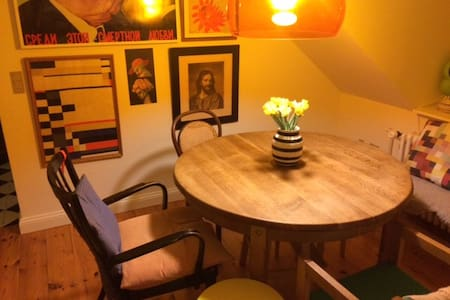 Private room in charming appartment - Aarhus