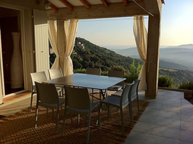 Villa contemporaine  - Sollacaro - Dům