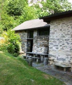 Rustico/casa/LeleTicino/Vallemaggia,Avegno/Torbecc - Gordevio - 自然小屋