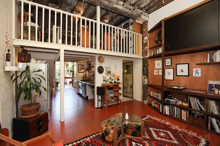 Warehouse Loft Conversion