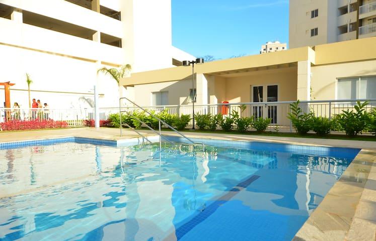 RP 512 SERGIO - Condomínio Rio Parque