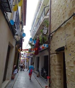 3 bedroom apt in historic centre - Xàbia - Apartment