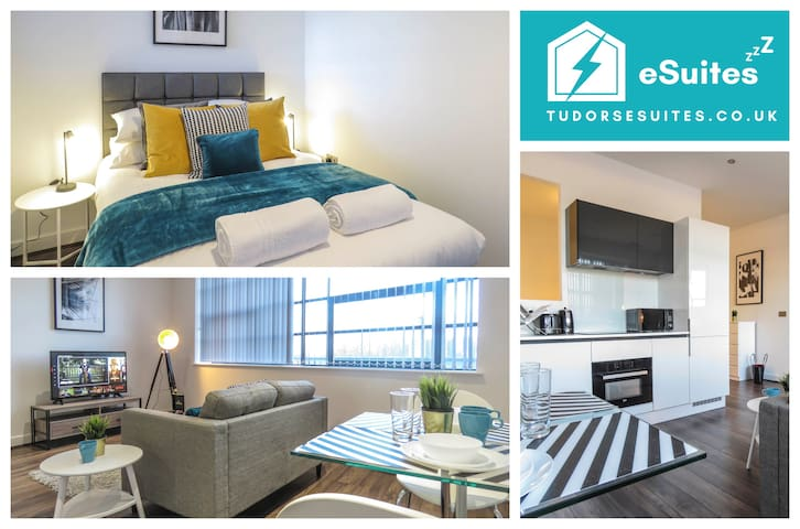 🌟Tudors eSuites 🌟Central 📣 Long stay discounts 🙌