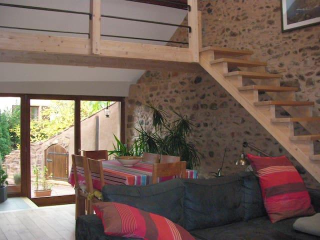 La Grenouillère - Turckheim - Casa