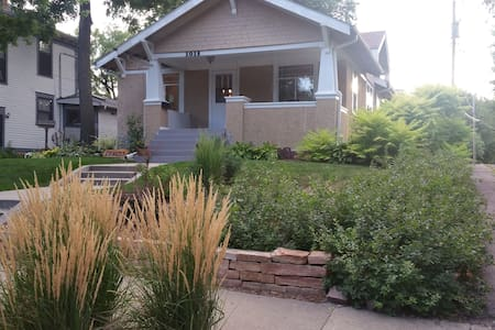 Charming Phillips Ave Craftsman (Front Room) - Sioux Falls