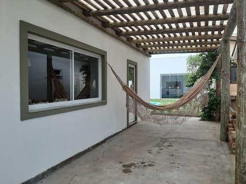 Casa com  piscina em Torres, litoral gaúcho