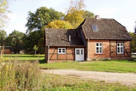 Ferienhaus am Schaalsee - Sterley - Hus