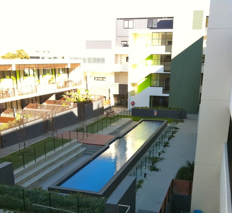 A delightful 25m heated pool & indoor gym