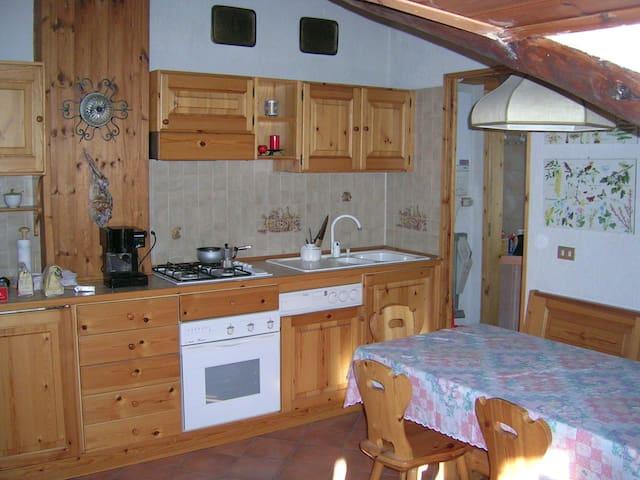 Apartment in Jouvenceaux