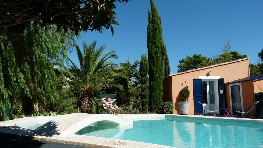 luxury villa 200m from tram stop - Marseille - Villa