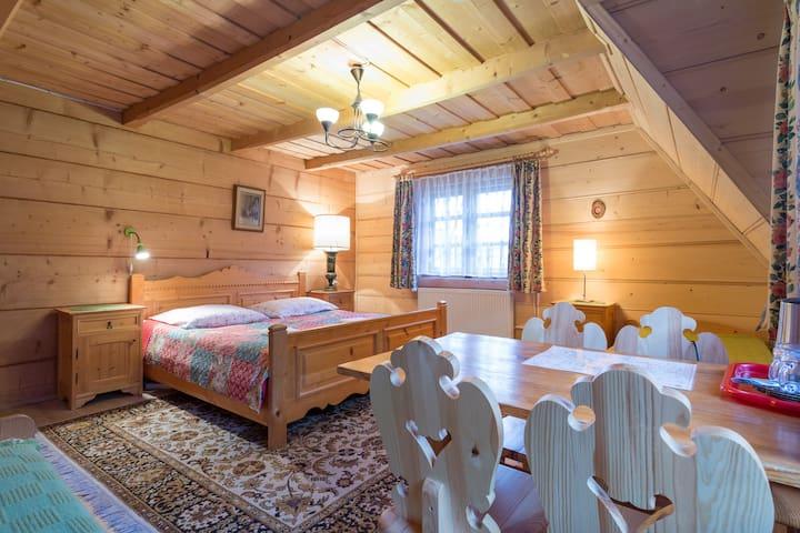 ZAKOPANE VILLA SMREKI FAMILY ROOM - Zakopane - Villa