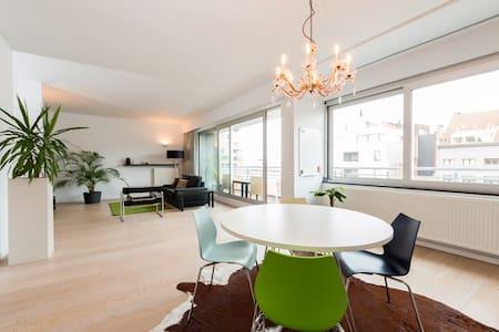 Modern 4 pers appartement Antwerpen