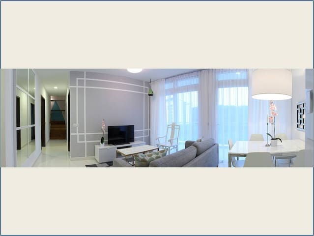 Nice and Cosy 3BR Penthouse Condo - Singapore - Apartment