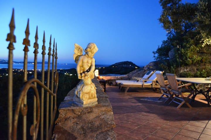 A stunning view on Costa Smeralda