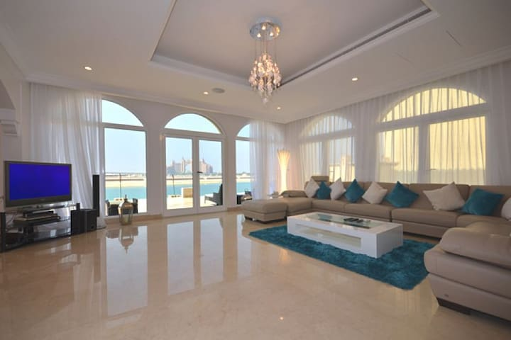 The White Villa on Palm Jumeirah - ドバイ - 別荘