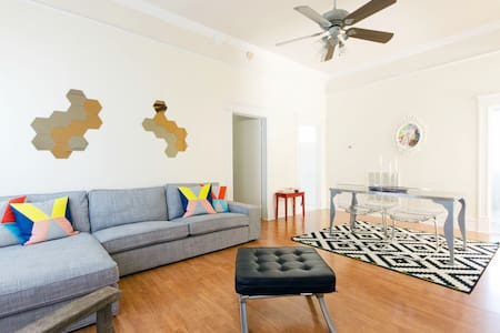 Quiet and Spacious Ybor City room - Tampa - House - 1