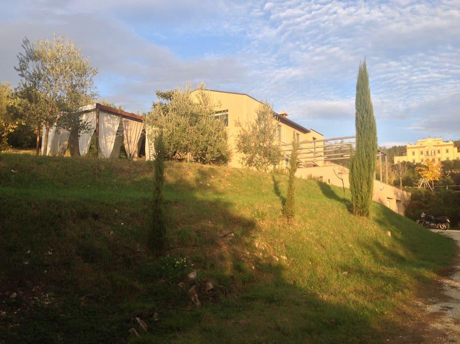 La finestra sugli olivi firenze case in affitto a bagno a ripoli toscana italia - Case in affitto bagno a ripoli ...