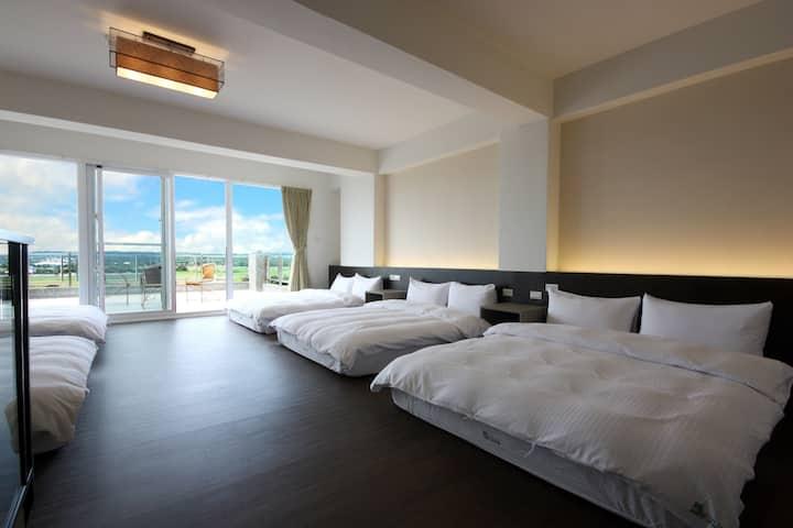 近恆春市區,VIP星光樓10人房(樓中樓)