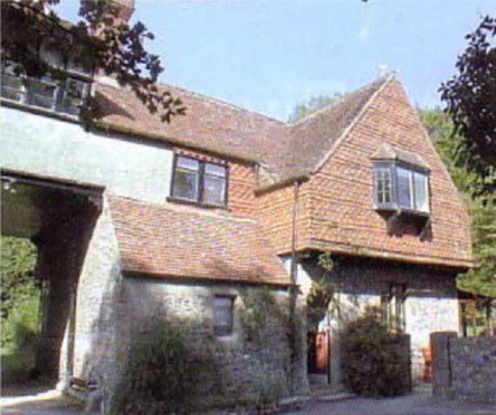 Charming Lodge on the Dorset coast