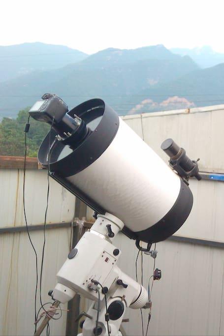 天文台内部