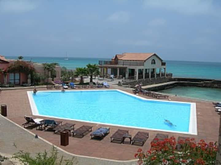 Cheap Apt fab location close to beach PortoAntigo1