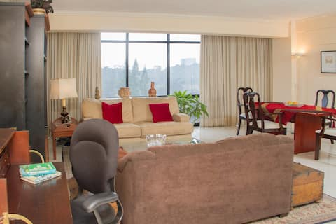 702-Elegant SUITE ONE BEDROOM Apt.