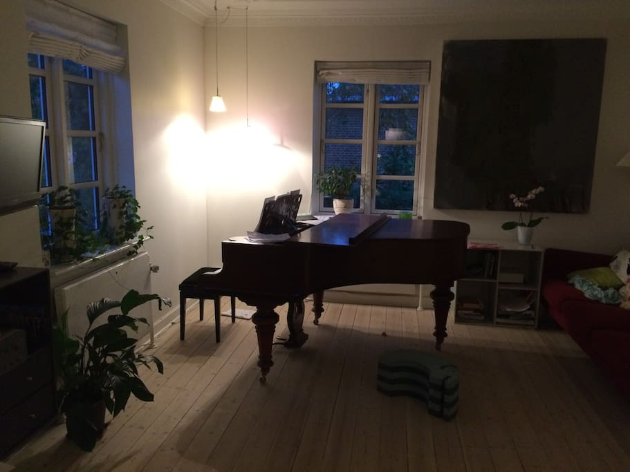 Second livingroom
