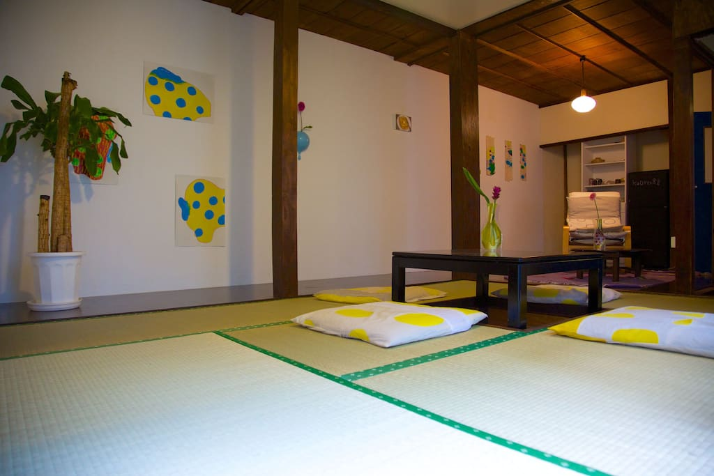 Tatami&Table