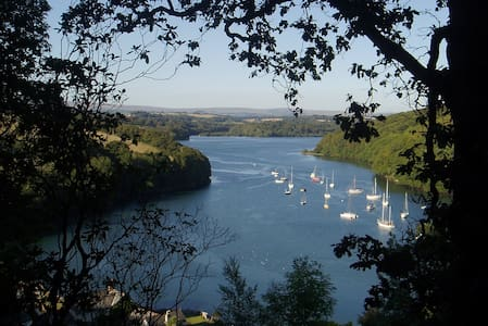 Stunning views at Thorn House B&B - Plymouth