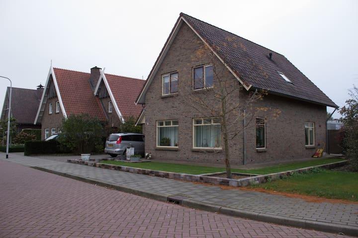 Vrijstaande woning  - Westerhaar-Vriezenveensewijk - Hus