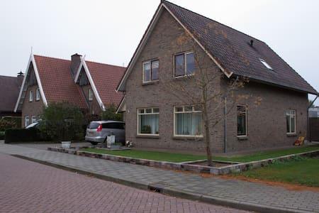 Vrijstaande woning  - Westerhaar-Vriezenveensewijk