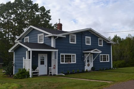 Cozy 3BDR Farmhouse in Kentville - Kentville - Maison