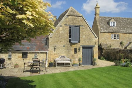 The Barn at Popfosters - Weston Sub Edge Chipping Campden - Sommerhus/hytte