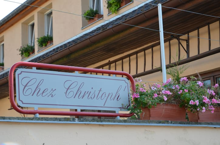 Chez Christoph' - Chambre Charlotte